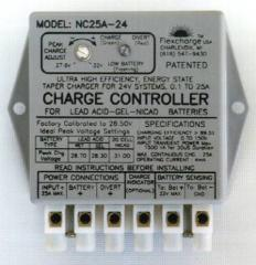 NC25A Ultra High Efficiency Charge Controller