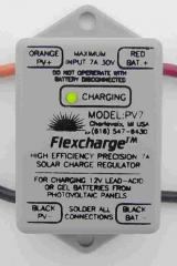 PV7 & PV7D Charge Controllers For