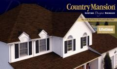 Designer Shingles Country Mansion