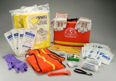Police Cruiser Emergency Kit