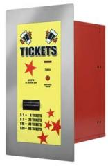 AC125 Ticket Dispenser- Rear Load/Face Plate