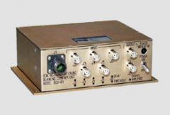 Blanking combiner unit model BCU-101