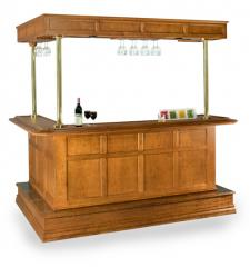 Sonoma Soffit Home Bar