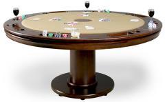 Custom Poker Game Table