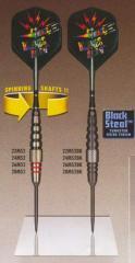 Mega Thrust and Mega Thrust Black Steal Darts