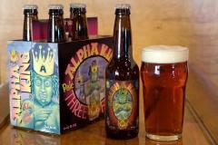Alpha King Beer