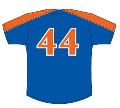 Pinch hitter baseball jersey