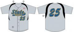 Wild pitch baseball jersey