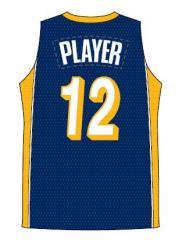 Final four basketball uniform