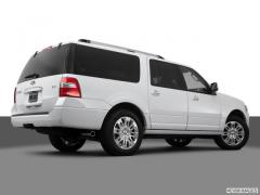 Ford Expedition EL Limited SUV