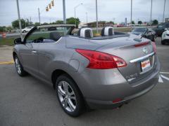 2011 Nissan Murano CrossCabriolet SUV