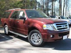 2011 Ford Expedition EL 4WD SUV