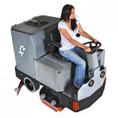 Rider Floor Scrubbers, Tomcat XR