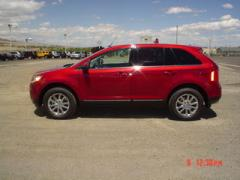 Ford Edge Limited AWD SUV 6-Speed Automatic