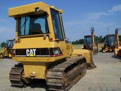 04 Cat D5G XL Dozers