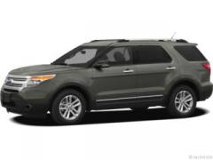 Ford Explorer XLT 4WD SUV 6-Speed Automatic