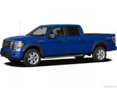 Ford F-150 4WD SuperCrew Cab 6-Speed Automatic
