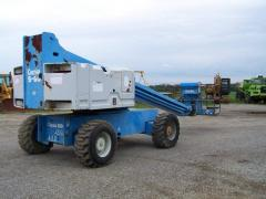 95 Genie S60 Manlift