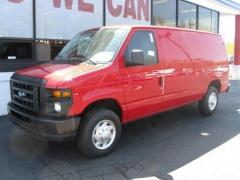 Econoline E-150 Cargo Van
