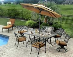7 Piece Outdoor Furniture