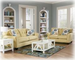 Kilee Goldenrod Sofa