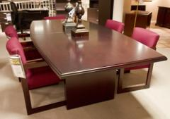 Boatshape Conference Table