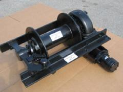 Tulsa Hydraulic Winch