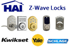 Z-Wave Lock Integration on HAI Controllers