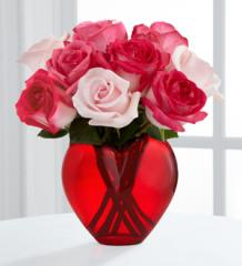 The FTD® Art of Love™ Rose Bouquet AOL