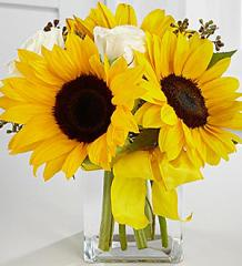 The FTD® Perfect Sun™ Bouquet XX-4336