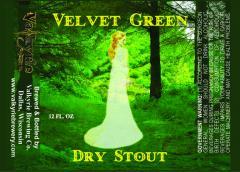 Velvet Green Dry Stout