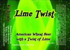 Lime Twist Beer