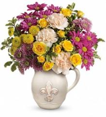 Teleflora's French Fancy Bouquet T12G110A