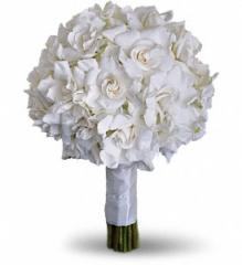 Gardenia and Grace Bouquet Flowers