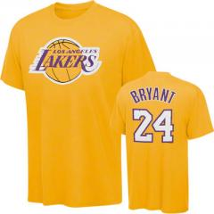 Kobe Bryant Big & Tall Los Angeles Lakers Name