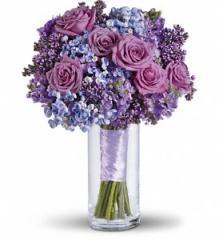 Lavender Heaven Bouquet Flowers