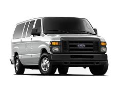 Econoline COM Cutaway Van