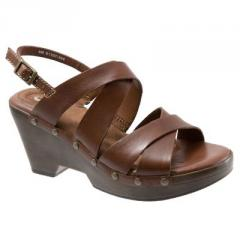 SoftWalk's Colton Leather Sandals