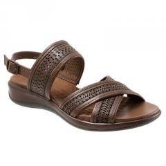 SoftWalk's Tribes Leather Sandals