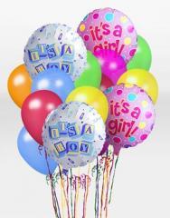 It's A Boy Balloon Bunch EO-6099