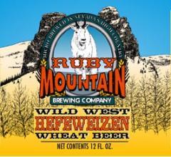 Wild West Hefeweizen Ale