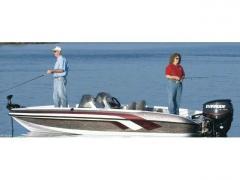 2012 Ranger 1760 Boat