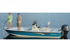 2012 Ranger 220 Bahia Boat