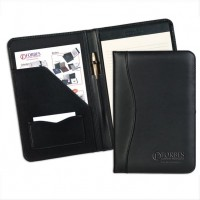 Small Leather Business Desk Folder