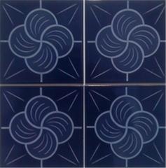 Sea Swirl Tiles