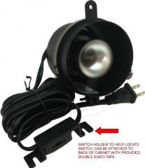 Fc-100-rsw canister with in-line rollswitch