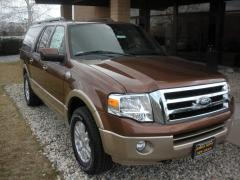 2012 Ford Expedition EL King Ranch EL SUV