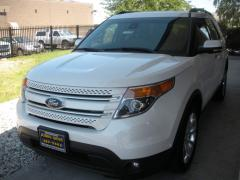 2013 Ford Explorer Limited AWD SUV
