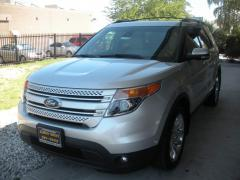 2013 Ford Explorer Limited 4x4 SUV