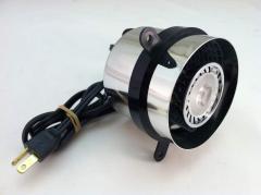 Go green gr2875-200 chrome fixture with led bulb